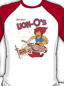 Lion-O's Cereal T-Shirt