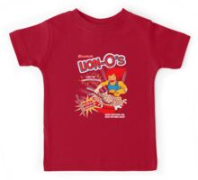 Lion-O's Cereal Kids Tee