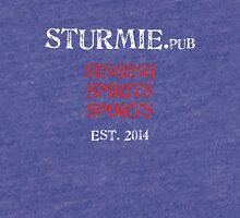 Sturmie.pub - Merica (Blue Shirt) Tri-blend T-Shirt