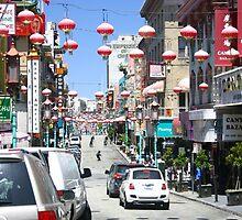 CHINA TOWN SFO by fsmitchellphoto