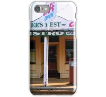 Drover's Rest  iPhone Case/Skin