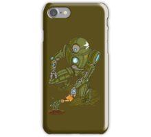 Eco-Robo Unit  #24 iPhone Case/Skin
