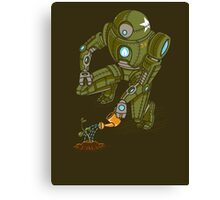 Eco-Robo Unit  #24 Canvas Print