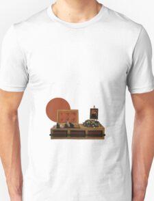 Cool cat funeral Unisex T-Shirt