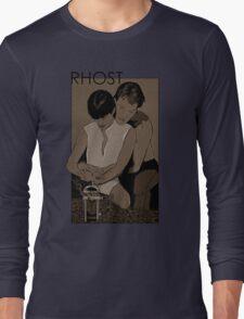 Swayze Moore Coffee Long Sleeve T-Shirt