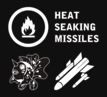 Heat Seaking Missiles by pnyv