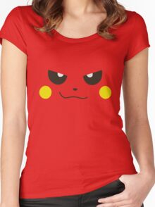 Raichu Women's Fitted Scoop T-Shirt