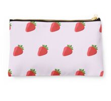 Lots of Strawberries Studio Pouch