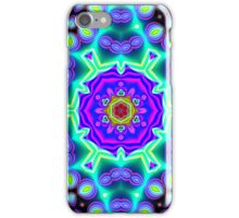 CVD0090 Bent Adrian Psychedelic Art Colorful Vivid iPhone Case/Skin