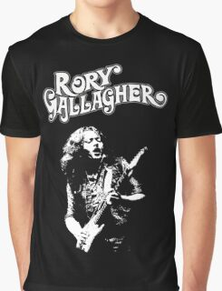 Rory Gallagher Graphic T-Shirt