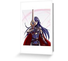 Lucina Greeting Card