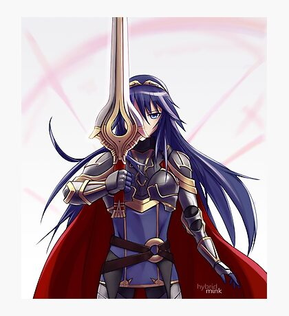 Lucina Photographic Print
