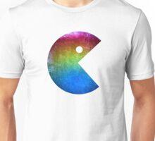 °GEEK° Pacman Rainbow Logo Unisex T-Shirt