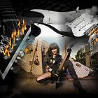 Rita's world of rock... by Rita  H. Ireland