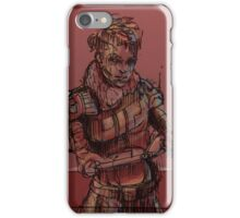 The Saver iPhone Case/Skin