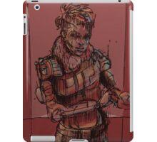 The Saver iPad Case/Skin
