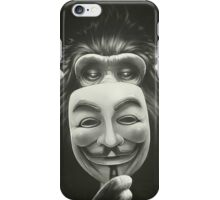 Anonymous I. iPhone Case/Skin
