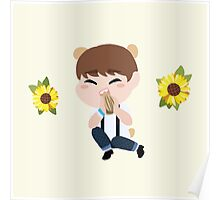 Seventeen - Hamster Hoshi Poster