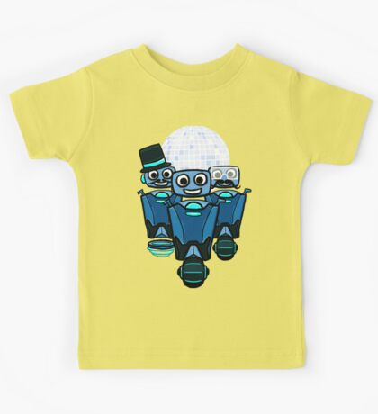 RRDDD Team 1 - Blue Kids Tee