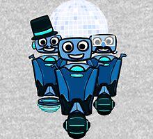 RRDDD Team 1 - Blue Unisex T-Shirt