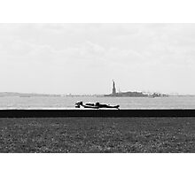 Battery Park, New York Photographic Print