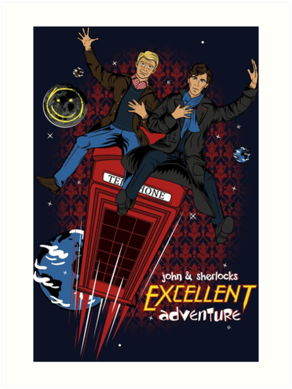 Excellent Adventure by MitchLudwig