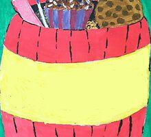 cookie jar by cmoartist2012