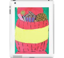 cookie jar iPad Case/Skin