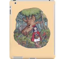 Little Red Riding Hood iPad Case/Skin