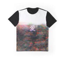 爱-Love Aesthetic Emotion 04 Graphic T-Shirt