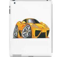 Ferrari 360 Caricature iPad Case/Skin
