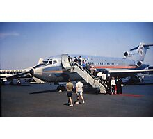AA 727 AstroJet > Photographic Print