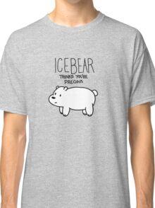Ice Bear Thinks You're Precious Classic T-Shirt