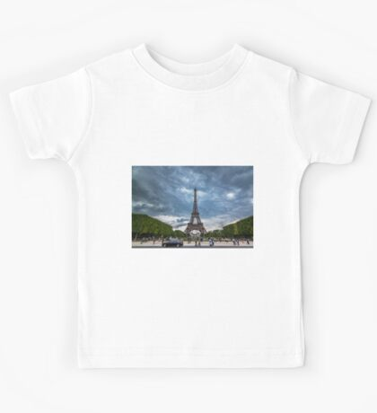 The Eiffel Tower Kids Tee