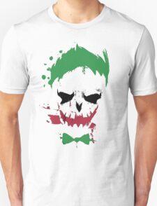 Suicide Squad Joker Jared Leto Unisex T-Shirt