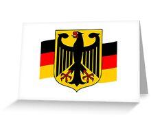 Bundesrepublik Deutschland ( Bundesadler)-3 Greeting Card