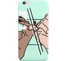 Touch Pt. 6 iPhone Case/Skin