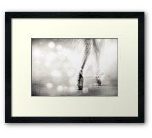 Andante Framed Print