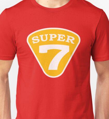 SUPER 7 Badge Unisex T-Shirt