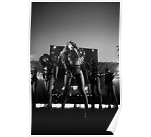 Beyoncé Formation World Tour Live in Brussels Poster