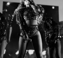 Beyoncé Formation World Tour Live in Brussels Sticker