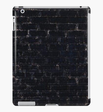 Black Bricks iPad Case/Skin