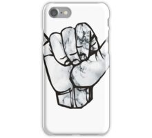 Shaka Hand Marble iPhone Case/Skin