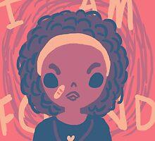 I am found: Tamika Flynn by flacidintheacid