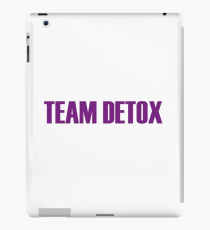 Team Detox All Stars 2 iPad Case/Skin
