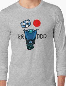 RRDDD You Hit [ ] Long Sleeve T-Shirt