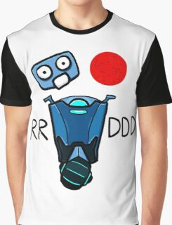 RRDDD You Hit [ ] Graphic T-Shirt