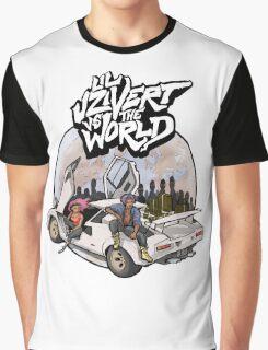 Lil Uzi Vert Vs. The World Graphic T-Shirt