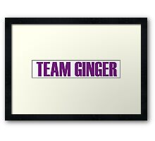 Team Ginger Minj All Stars 2 Framed Print