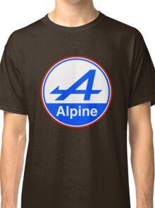 Alpine Bright Blue Classic T-Shirt